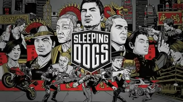 Видео Sleeping Dogs – мастер-наставник (видео)