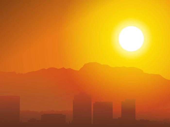 Перегревание на солнце: симптомы и советы (7 фото)