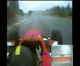 Отличная реакция гонщика