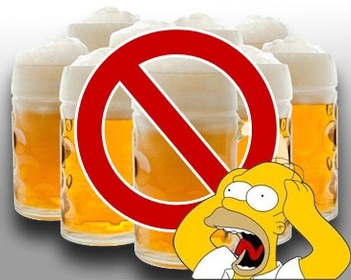 Закон запрещающий продавать пиво ночью, можно обойти (2 фото)