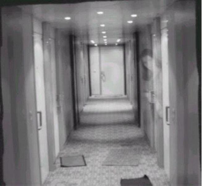 Фотографии с привидениями