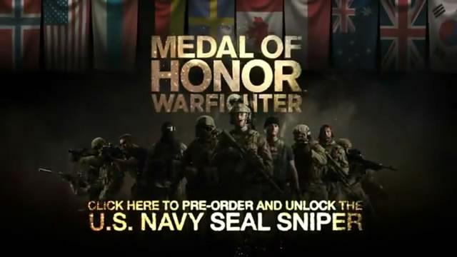 Видео Medal of Honor Warfighter – карта Tungawan Jungle (видео)