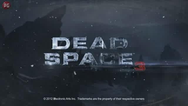 """""""Dead Space 3"""" Дебютный трейлер (видео)"""