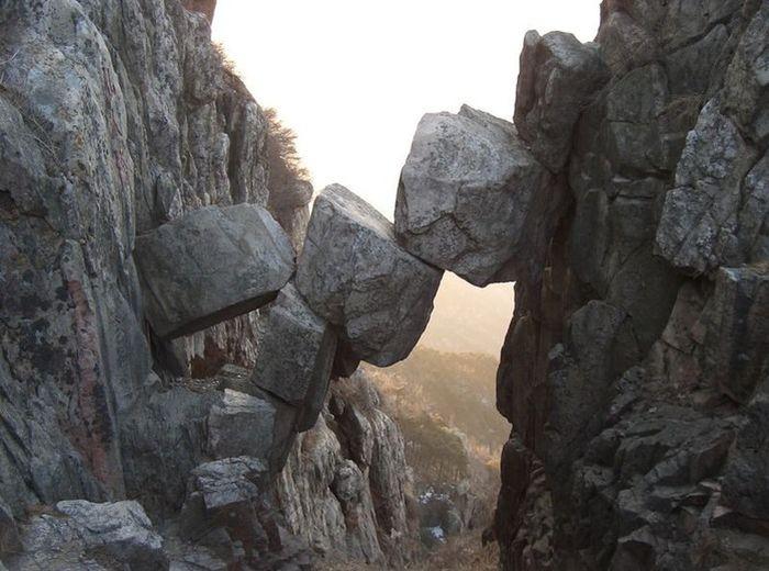 Китайские мосты бессмертных (9 фото)