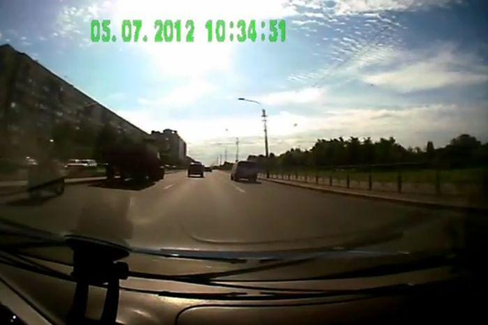 Авария дня часть 640 (фото+видео)