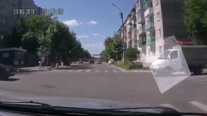 Авария дня часть 641 (фото+видео)