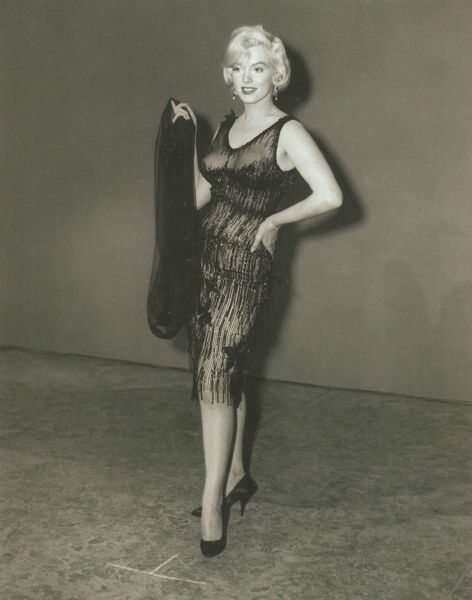 Прозрачные платья Мэрилин Монро (28 фото)