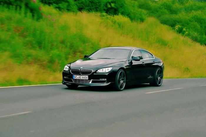 BMW 6-Series Gran Coupe доработали в ателье AC Schnitzer (15 фото+видео)