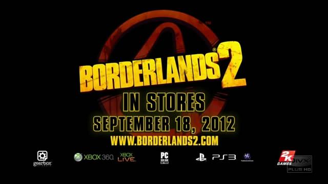 Видео Borderlands 2 – короли джунглей (видео)
