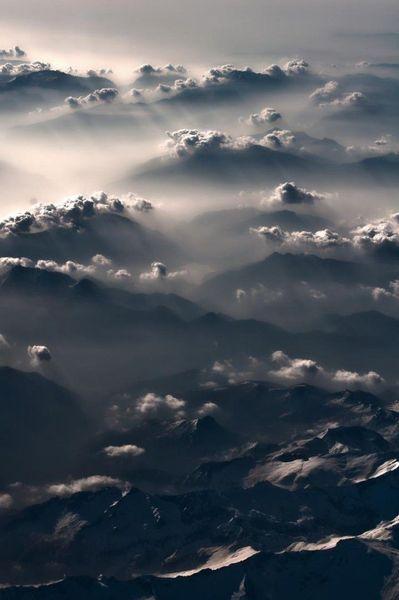 Красивые фотопейзажи со всего Света. (22 фото)