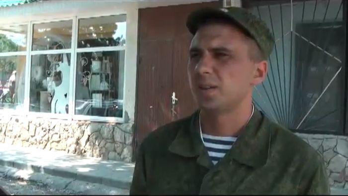 Герой Крымска (видео)