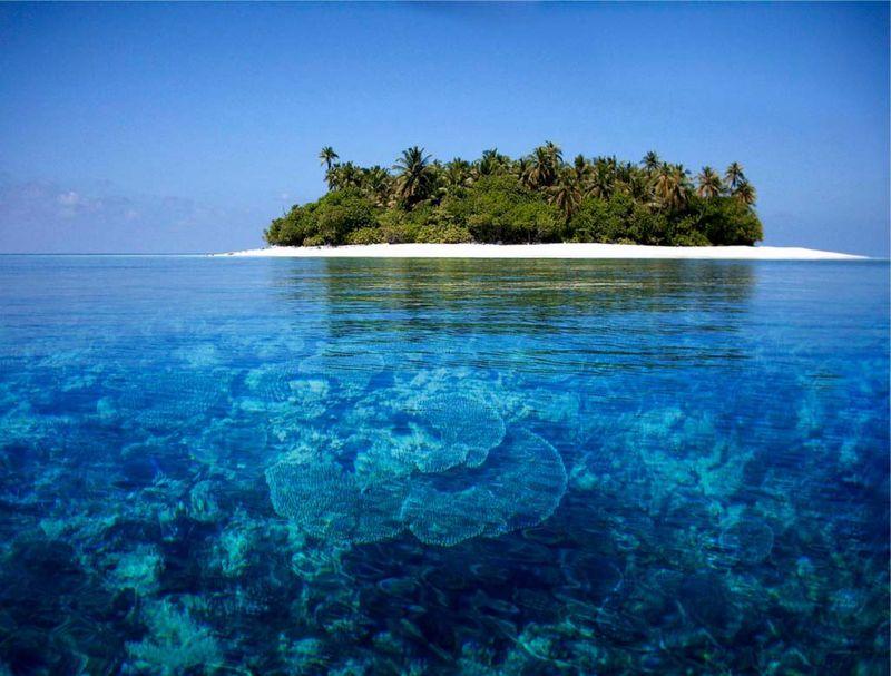 Самые прозрачные моря мира фото вас влюбляюсь