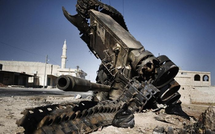 Последствия сирийской войны (26 фото)