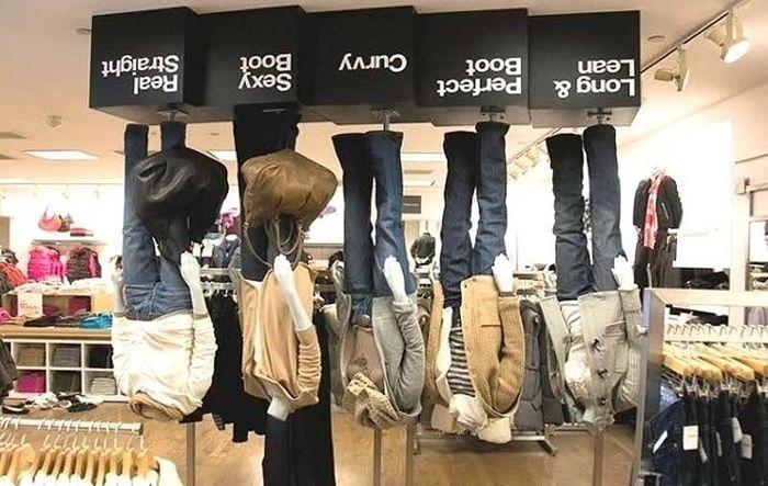 Самые необычные магазины (22 фото)