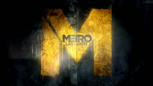 Видео Metro Last Light: полное прохождение демки с E3 2012 (видео)