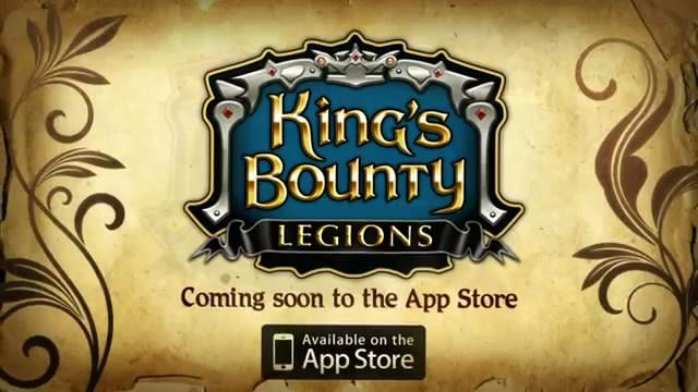 Kings Bounty: Legions выйдет для iOS и Android (видео)
