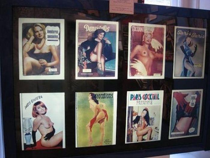 Музей эротики в Копенгагене (15 фото) (эротика). Подборка забавной эротики (58