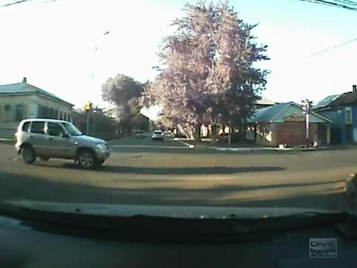 Авария дня часть 653 (фото+видео)