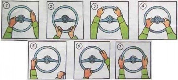 А как вы держите руль? (7 фото)