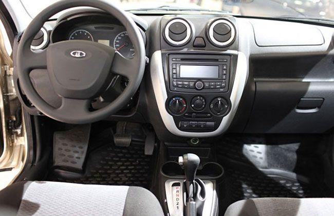 АвтоВАЗ начал выпускать Ладу Гранта с АКПП (3 фото)