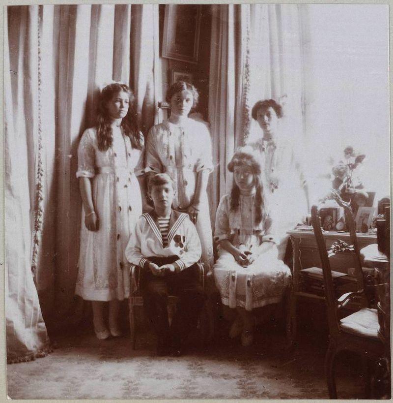 Жизнь царской семьи (33 фото)