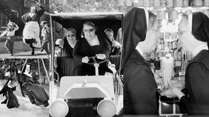 Про жизнь монахинь (74 фото)