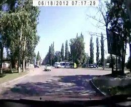 Суровые украинские водители
