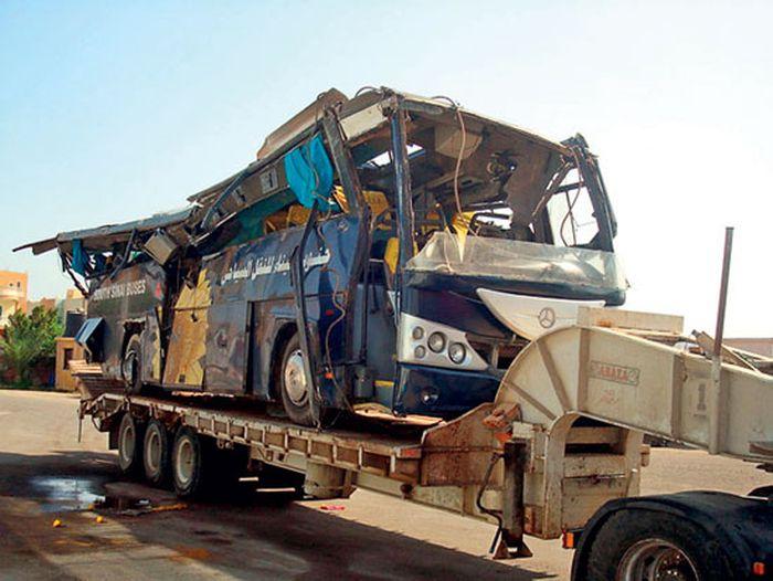 Как выжить в туристическом автобусе (текст)