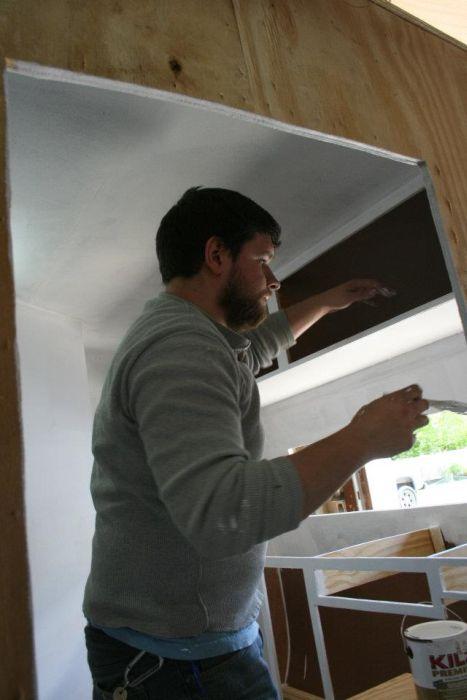 Комфортаельный кемпер своими руками (112 фото)