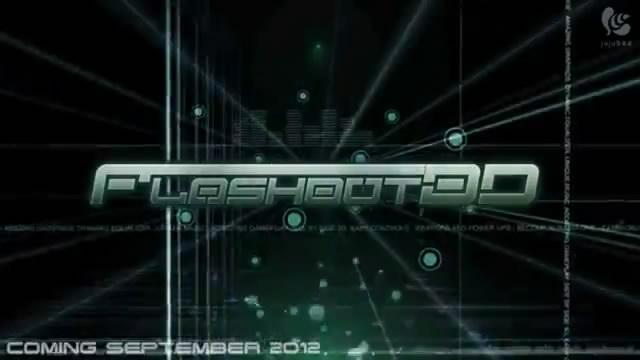Трейлер FLASHOUT 3D - бодрая гонка (видео)