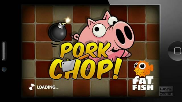 Игра Pork Chop в продаже для iOS (видео)