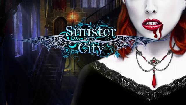 Sinister City: Vampire Adventure вышла для iPhone и iPad, трейлер (видео)