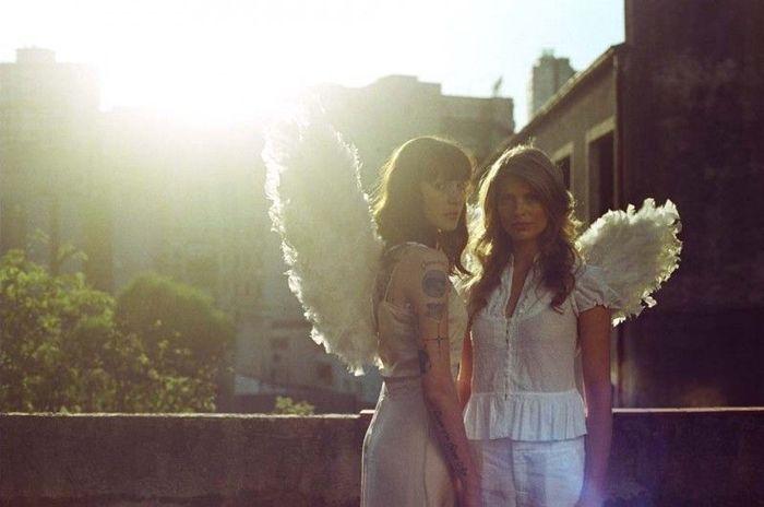 Ангелы - посланники Господа (26 фото)