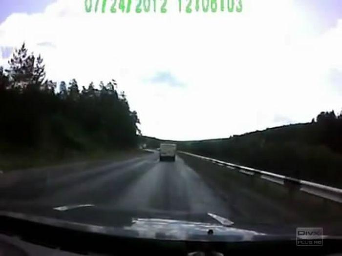 Авария дня часть 659 (фото+видео)