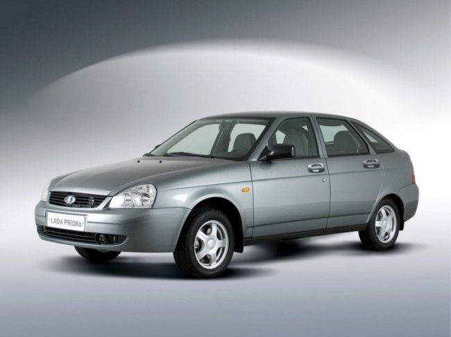 Выпуск моделей Lada Priora прекратится в 2015 году