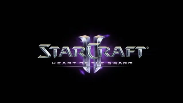 Геймплей Starcraft 2 Heart of the Swarm - TvZ (видео)