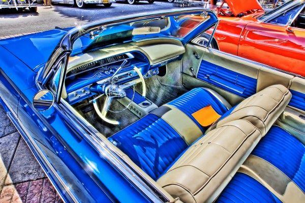 Ретро-автомобили в HDR (38 фото)