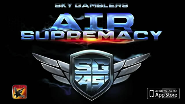 Sky Gamblers: Air Supremacy вышла для Mac (видео)