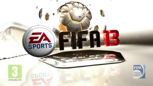 Трейлер FIFA 13 - форма Manchester City (видео)