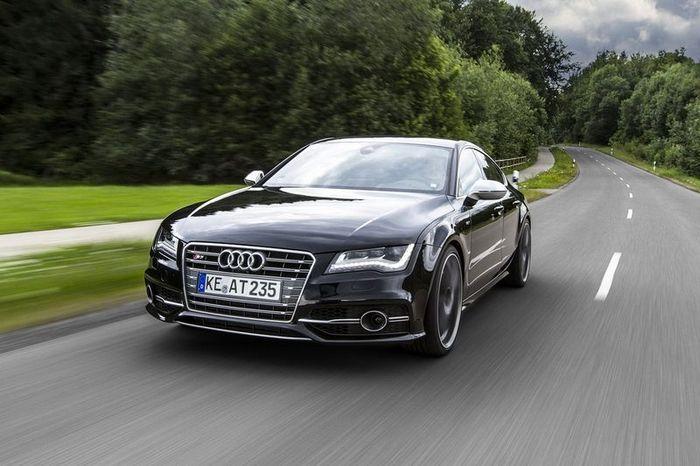 В ателье ABT прокачали Audi S7 Sportback (7 фото)