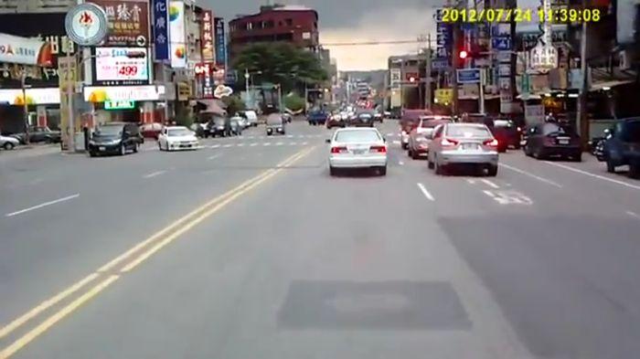 Авария дня часть 664 (фото+видео)