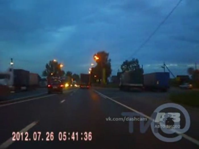 Авария дня часть 665 (фото+видео)