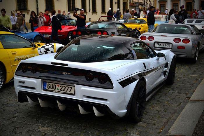 Corvette - party в Праге (49 фото)