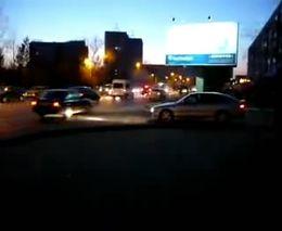 Быстрый проезд перекрестка