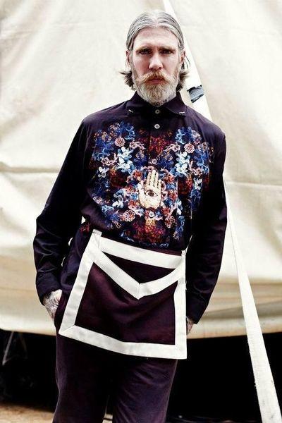 Мода для цыган (14 фото)