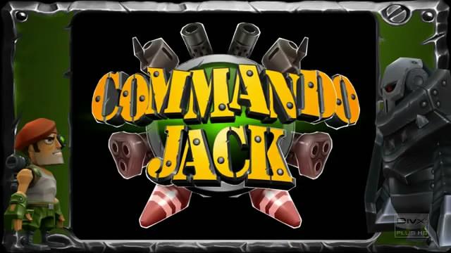 Трейлер Commando Jack - игровой процесс (видео)