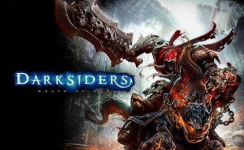 Граффити Darksiders (5 скринов)