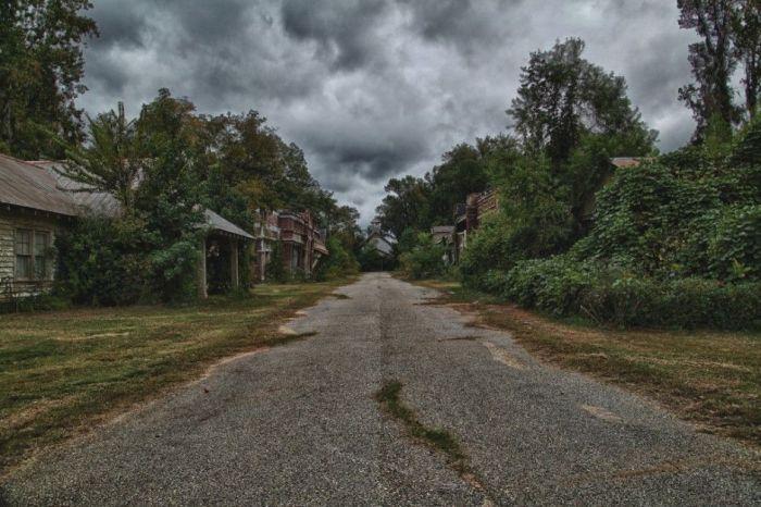 Забытые города в формате HDR (27 фото)