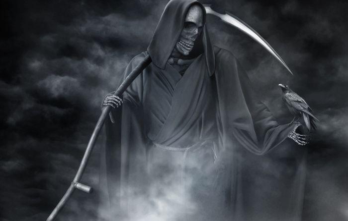 Самые жуткие традиции, связанные со смертью (7 фото)