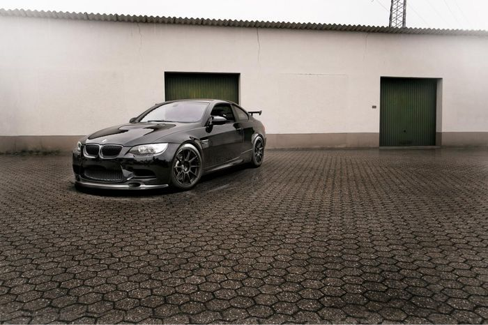 Ателье Alpha-N Performance зарядило BMW M3 (E92) (8 фото)